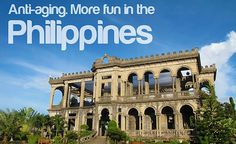 anti-aging more fun in the philippines