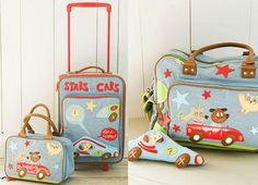 Maletas geniales para pequeños viajeros. Room Seven - Calzado Infantil y accesorios - Compras - Charhadas.com