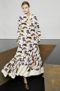 Шелковое платье Stella McCartney - Шелковое платье в пол от Stella McCartney в интернет-магазине модной дизайнерской и брендовой одежды