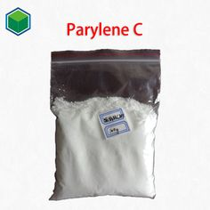 Manufacturer of Parylene C 99% With Competitive Price /CAS No.: 10366-05-9