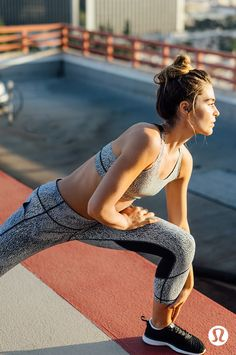 Get your training down to a fine art in unique, hand-drawn lululemon prints and gear that moves with you.