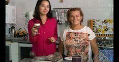Aprenda a preparar mousse de açaí com creme de tapioca