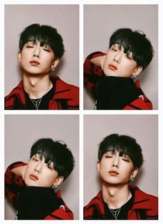 Chanwoo Ikon, Kim Hanbin, Ikon Kpop, Ikon Debut, Ikon Wallpaper, Double B, Kim Ji Won, Mark Lee, Ideas