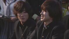 """[short clip] https://twitter.com/ruka__kento/status/663626811956293632    Low n high Ebato (Kento)  Kento Yamazaki, Sota Fukushi, Shotaro Mamiya, Kanata Hongo, Kasumi Arimura, Yuto Nakajima. J drama based on a true story """"Yowakutemo Katemasu (We can win even if we're weak.)"""", 2014. Plot & Ep.1-11: http://dramanice.com/drama/yowakutemo-katemasu-detail [English Sub]"""
