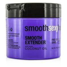 Smooth Sexy Hair Smooth Extender Nourishing Smoothing Masque - 200ml-6.8oz