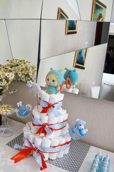 #diapercake #bebekbezipastasi bebek bezi pastası #babyshower