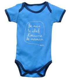 Body original bébé, Chef d'œuvre de maman