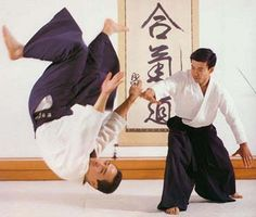 Aikido, The Art of Peace.