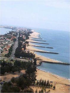 A Cidade e o Mar – Lobito-Vista+Restinga