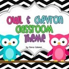 This colorful pack {232 pages} will brighten any classroom with adorable owls and eye-catching chevrons! Since every teacher has a unique set of ne...