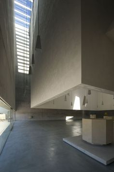 ARQA - Paolo Church in Foligno, Italy Architecture Design, Concrete Architecture, Sacred Architecture, Minimalist Architecture, Church Architecture, Light Architecture, Contemporary Architecture, Monumental Architecture, Design Light