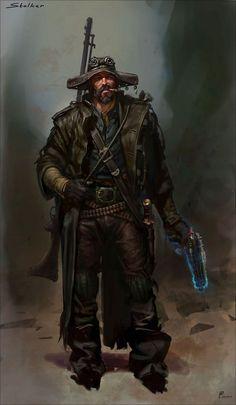 scifi-fantasy-horror: by TIMUR MUTSAEV