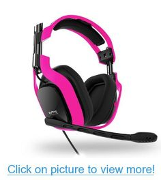 ASTRO Gaming Neon Color Series A40 Headset Kit, Pink - Xbox 360