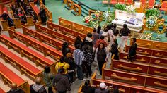 O ASSUNTO É!?: Freddie Gray Is Mourned at Funeral in Baltimore