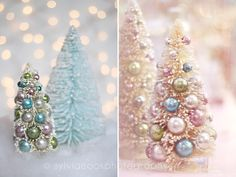 Inspirations: A pastel Christmas
