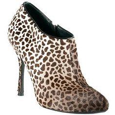 Gucci Paloma Calf Hair Giraffe Ombre Booties - Size 8.5 / 38.5