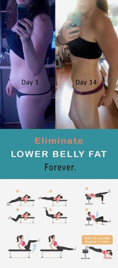 Eliminate lower belly fat core workout ab workout