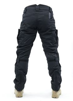 Amazon.com : Survival Tactical Gear Men's Airsoft Wargame Tactical Pants with Knee Protection System & Air Circulation System (A-TACS AU, L) : Sports & Outdoors