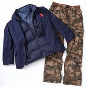 Take a look at the Stylish Threads: Boys' Outfits event on #zulily today!