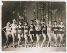 The original Pussycat Dolls the 1920s.