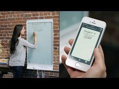 リアルタイムにスマホ表示。スマートすぎるホワイトボード【Smart Kapp】|インテリアハック