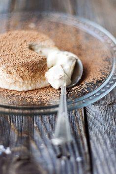 Tiramisu Panna Cotta | heathersfrenchpress.com #dessert