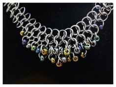 E 4-1 Shaggy Loops Choker (Detail) - Necklaces - Gallery - TheRingLord
