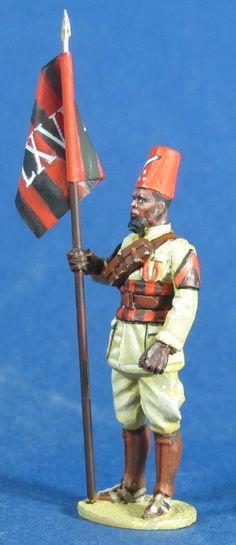 JUSBASCI 66 TH ERITREAN COLONIAL BN, ITALIAN ARMY