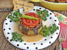 Etli Bostan Patlıcan Kebabı Tarifi (Resimli Anlatım) | Yemek Tarifleri