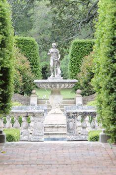 I Want An English Garden~