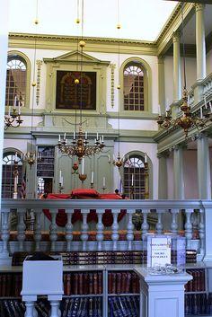 Touro Synagogue - Newport, RI