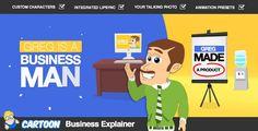 Cartoon Business Explainer