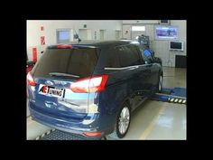 Ford Focus C MAX 1.6TDCI 115LE AET CHIP Tuning referencia videó