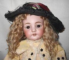 """Wonderful 21"""" Kestner 143 Character Child - Spirit In The Sky #dollshopsunited"""
