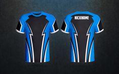 Premade eSports Jersey Design For Sale Team Jersey For Sale - Lobotz E Sport, Sport T Shirt, Golf Room, Soccer Kits, Shirt Template, Tee Design, Apparel Design, Predator, Clothing Patterns