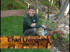 Landscaping, Lawn and Garden Edging by A Better Edge of Colorado Springs. Concrete Border for grass and flower beds