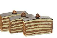 Celebrul tort Doboş, reţeta e simplă perfecta pentru Revelion. (video) Romanian Desserts, Romanian Food, Romanian Recipes, Food Cakes, Cupcake Cakes, Taste Made, Dessert Cake Recipes, Russian Recipes, Homemade Cakes