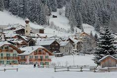 Canazei, Val di Fassa/Val de Fascia, Trentino.