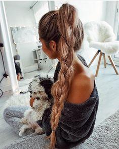 Pretty braid hairstyle - Fabmood | Wedding Colors, Wedding Themes, Wedding color palettes