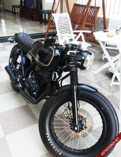 Sold#GB250#Cafe racer