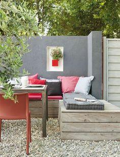 aménager sa terrasse avec mobiliers d'haute qualité