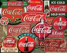 Coca-Cola Classic Signs