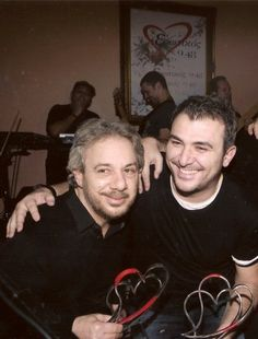 with Antonis Vardis