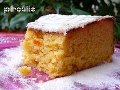 Recette de g�teau de Pessah : Fondant ultra moelleux aux oranges enti�res et aux amandes, sans farine ni