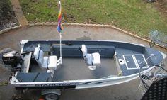 Image result for 14' aluminum starcraft boat