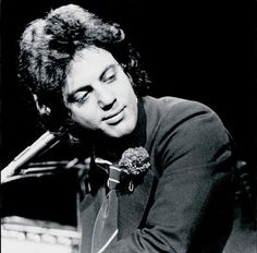 Billy Joel in his younger days....still love Piano Man