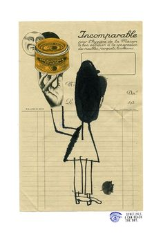Serge Bloch (French Illustrator) -  incomparable
