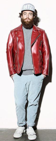 Untage 2015 F/W Lookbook - Golden Age Part.2 레트로룩을 미니멀하게 스타일링한 컬렉션 룩북