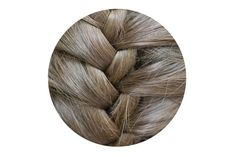 If your hair is too soft to hold a braid, you can use a texturizer to keep strands in place.