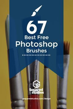 Check out 67 of the best free Photoshop brushes you can download right now.